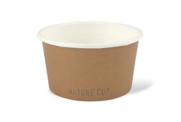 Nature soepkom PLA coated 12oz / 360 ml