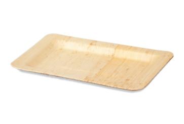 Bamboe bord 20 x 14 cm
