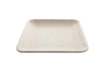 Palmblad bord vierkant 20 cm