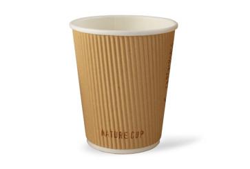 Nature Cup dubbelwandig 12oz / 360 ml
