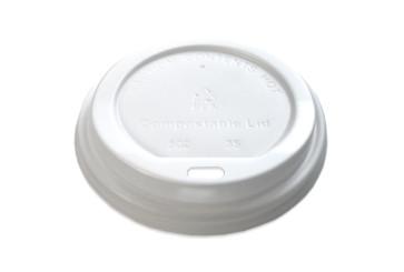 Deksel t.b.v. koffiebeker 10-12-16oz / 300-360-450ml
