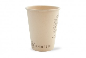 Tree Free Nature Cup, pla coated 12oz/ 360ml