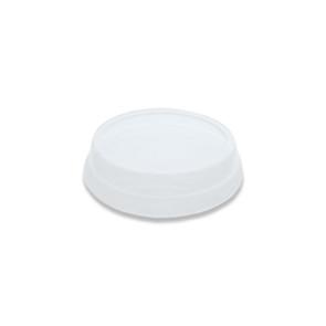 Deksel voor cupje 60ml + 90ml + 120ml, PLA