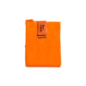 Herbruikbare sandwich wrap oranje