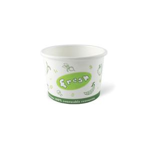 Soepkom, PLA coating 8 oz (240ml)