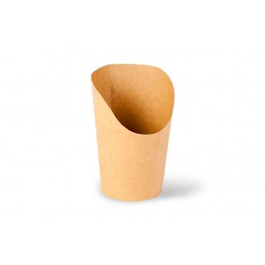 Wrap cup