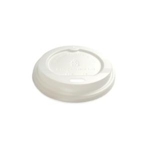 Deksel (PLA) t.b.v. koffiebeker 7oz/ 210ml