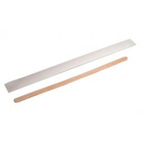 Houten roerstaafje 14cm, individueel verpakt