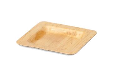 Bambusteller 12 x 12 cm