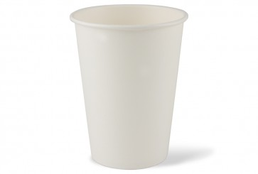 Weiße Suppenschale/Eisbecher, PLA-Beschichtung 32 oz (950ml)