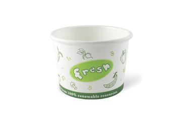 Suppenschüssel, PLA-Beschichtung 8 oz (240ml)