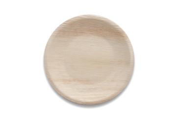 Palmblatt Teller rund 18cm