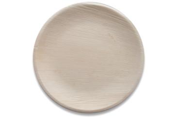 Palmblatt Teller rund 25cm