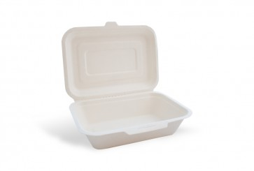 Menü-Box, 1-teilig mit Deckel