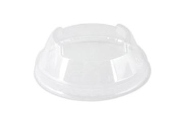 PLA-Deckel stapelbar für Joghurt-Dessert--Becher