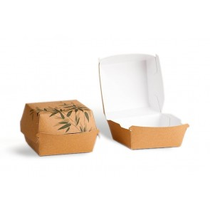 Hamburger-Box, 14 cm