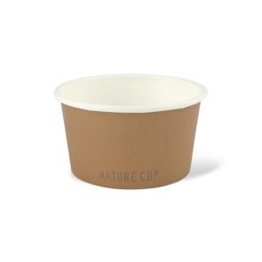 Nature Suppenschale, PLA-beschichtet 12oz/ 360 ml