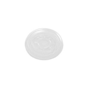Deckel flach für Salat-Smoothie-Becher 300, 400, 500ml