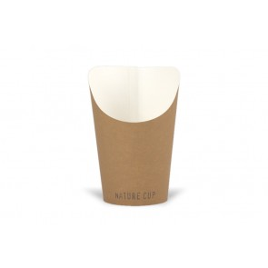Nature wrap cup