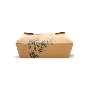 Lunchbox groß, Kraftpapier