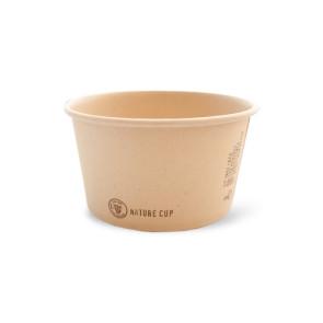 Baumfreie Suppenschale/Eisbecher, PLA-Beschichtung 12 oz (360ml)
