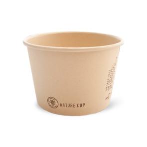 Baumfreie Suppenschale/Eisbecher, PLA-Beschichtung 16 oz (450ml)