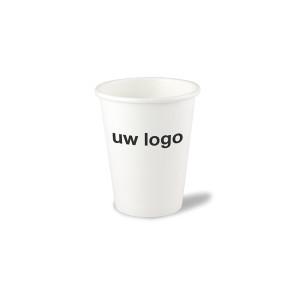 Koffiebeker, PLA coated 200ml/ 8oz | EB