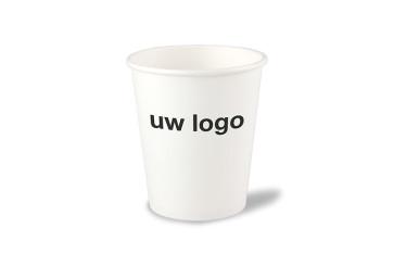 Kaffeebecher, PLA beschichtet 210ml/ 7oz | EB