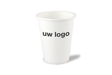 Kaffeebecher, PLA coated 200ml/ 8oz   EB