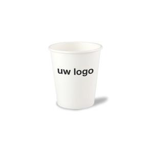 Kaffeebecher, PLA beschichtet 180ml/ 7oz | EB