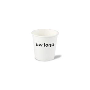 gobelet à café  (espresso), revêtement  PLA 120ml/ 4oz | EB