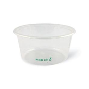 Saladier Nature cup (PLA), 750ml / 24oz