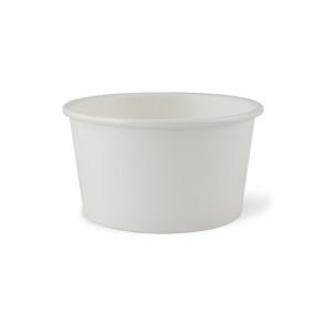 Bol à soupe / Coupe à glace, revêtement PLA 12 oz (360ml)