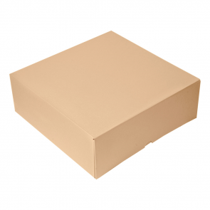 Boîte à pâtisserie sans fenêtre, grande, PREMIUM