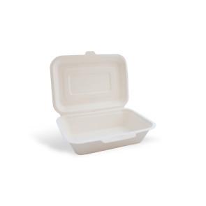 Boîte à menu, 1 compartiment avec couvercle.