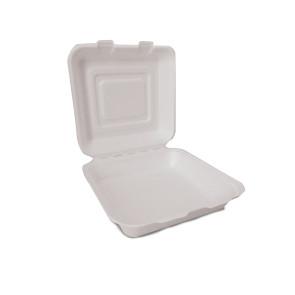 Boîte à menu 1 compartiment avec couvercle grand