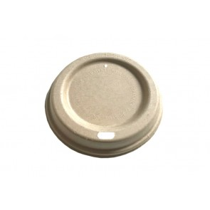 Bruine papieren deksel 10-12-16oz / 300-360-450ml