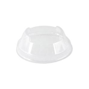 Couvercle en PLA superposable pour gobelet-yaourt 200ml