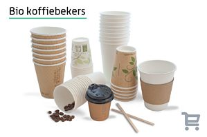 Bio koffiebekers